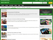 Screenshot Unibet Casino