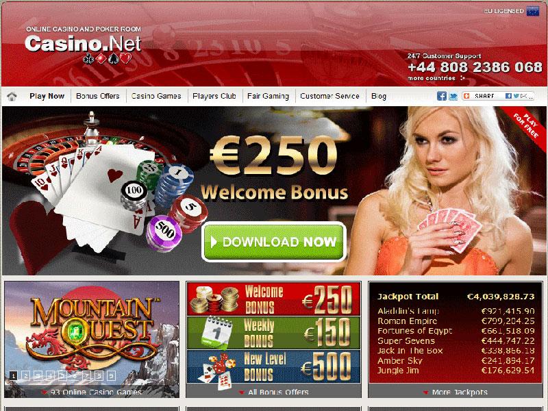 Casino PГҐ Nett