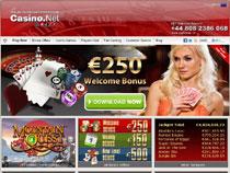 Screenshot Casino.net Online Casino