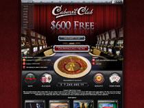 Screenshot Cabaret Club Casino