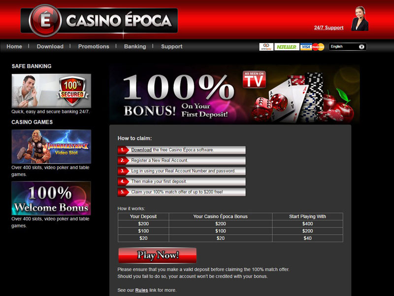 Casinoepoca