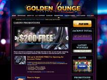 Screenshot Golden Lounge Casino