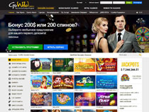 Screenshot GoWild Casino