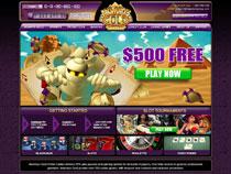 Screenshot Mummys Gold Casino