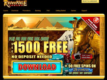 Screenshot River Nile Casino