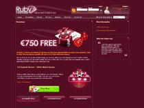 Screenshot Ruby Fortune