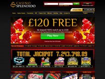 Screenshot Casino Splendido