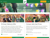 Screenshot Mr Green Casino