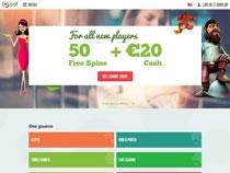 Screenshot PAF Casino