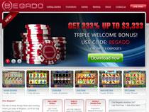 Screenshot Begado Casino