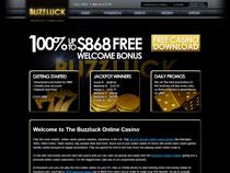 Screenshot Buzzluck Casino