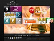 Screenshot Lucky Club Casino