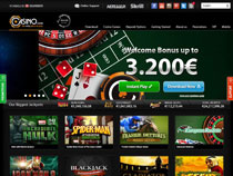 Screenshot Casino.com