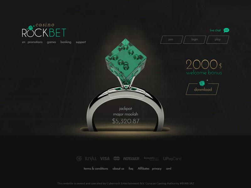 Rockbet Casino Instant Play