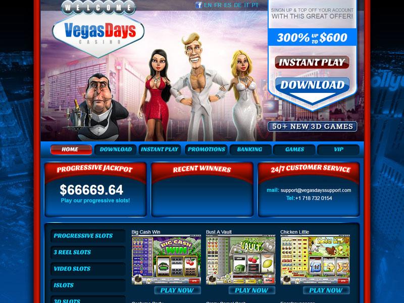 Vegasdayscasino