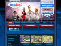 Screenshot Vegas Days Casino