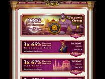 Screenshot Aladdins Gold Casino