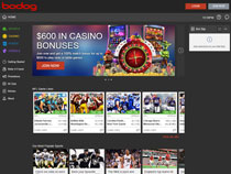 Screenshot Bodog Canada Casino