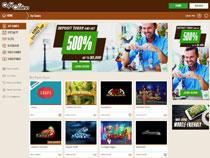 Screenshot Cafe Casino