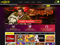 Screenshot Club Player Casino