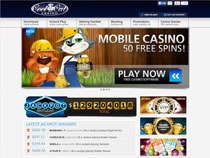 Screenshot Cool Cat Casino