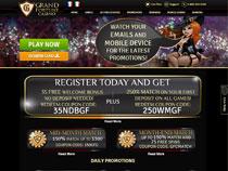 Screenshot Grand Fortune Casino
