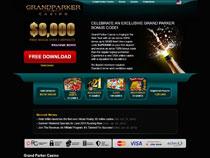 Screenshot Grand Parker Casino