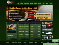 Screenshot Inetbet Casino