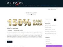 Screenshot Kudos Casino