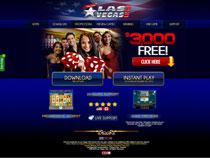 Screenshot LasvegasUSA Casino