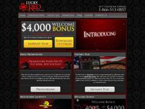 Screenshot Lucky Red Casino