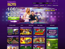 Screenshot Majestic Slots Casino