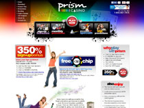 Screenshot Prism Casino