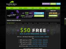 Screenshot Raging Bull Casino