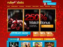 Screenshot Ruby Slots Casino