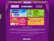 Screenshot Slots Plus Casino