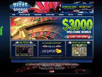 Screenshot Vegas Casino