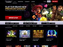 Screenshot Black Diamond Casino
