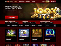 Screenshot Box24 Casino