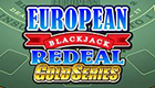 European Blackjack Redeal Gold Series by Microgaming