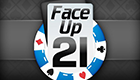Face UP 21 blackjack RTG