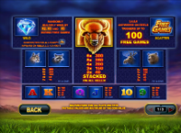 Coral Casino Added Slot Machine Buffalo Blitz