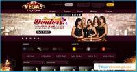 New Bitcoin casino BitVegas Was Released
