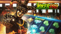 Win £1,000 on the Slot Machine Joker Pro from NetEnt