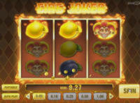 InstaCasino Offers 100 Real Spins for Fire Joker Slot Machine