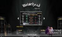 New Slot Machine from NetEnt Motörhead Will Be Released in September