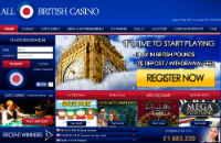 Now Players from around the World Can Play at All British Casino