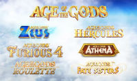 Playtech Has Released a YouTube trailer of Videoslot Age of the Gods Fate Sisters