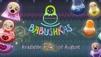 Thunderkick Launches a New Gaming Machine Babushkas