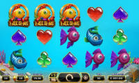 Win £25,000 on the Slot Machine Golden Fish Tank by Yggdrasil